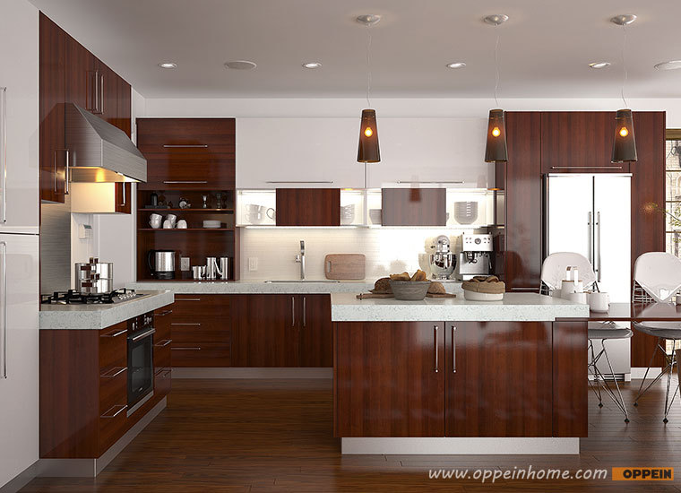 European Standard With Island Simple Design Aluminium Kitchen Cabinet Design Buy Aluminium