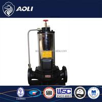 PBG Type Canned Motor Inline Centrifugal Pump