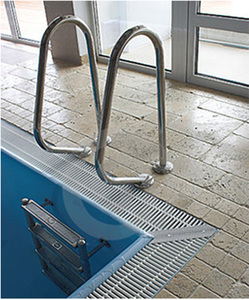 Stainless Steel Removable Swimming Pool Handrail