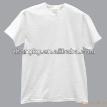 100 <span class=keywords><strong>coton</strong></span> plaine t-shirt stock beaucoup