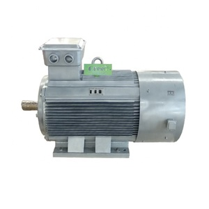 100KW 200KW 300KW Long Lifespan Wind Turbine Generator Permanent Magnet Alternator For Sale