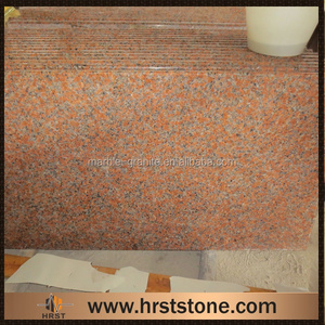 fossil ilkal red granite