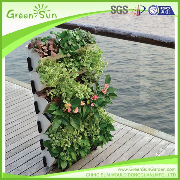 vertical inteligente jardn maceta verde vivo pared plantador colgante sistemas hidropnicos