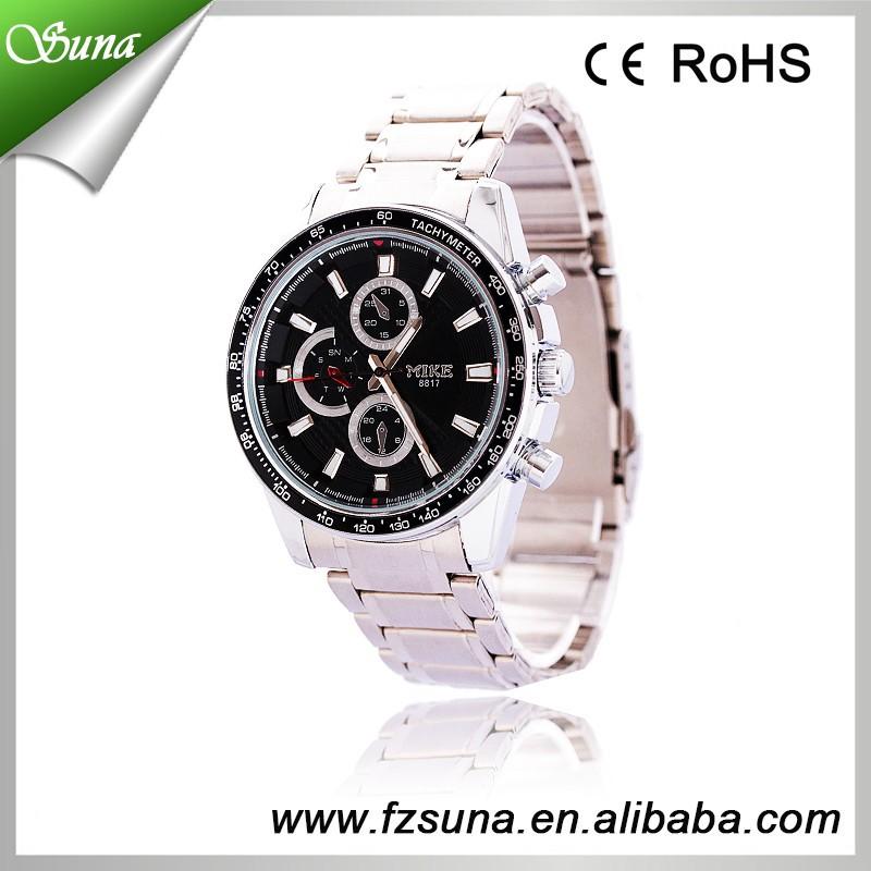 450d4b872 شراء بالجملة من الصين ساعات المعصم رجالي رجل هدية عيد ميلاد-ساعات يد ...
