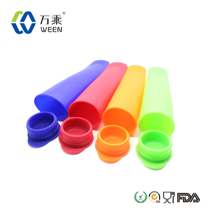 Best Seller Silicone popsicle molds/ ice pop molds/ice ball molds