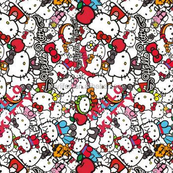 Car Sticker Xm Xft Air Bubble Free Lovely Car Vinyl Hello - Hello kitty custom vinyl stickers
