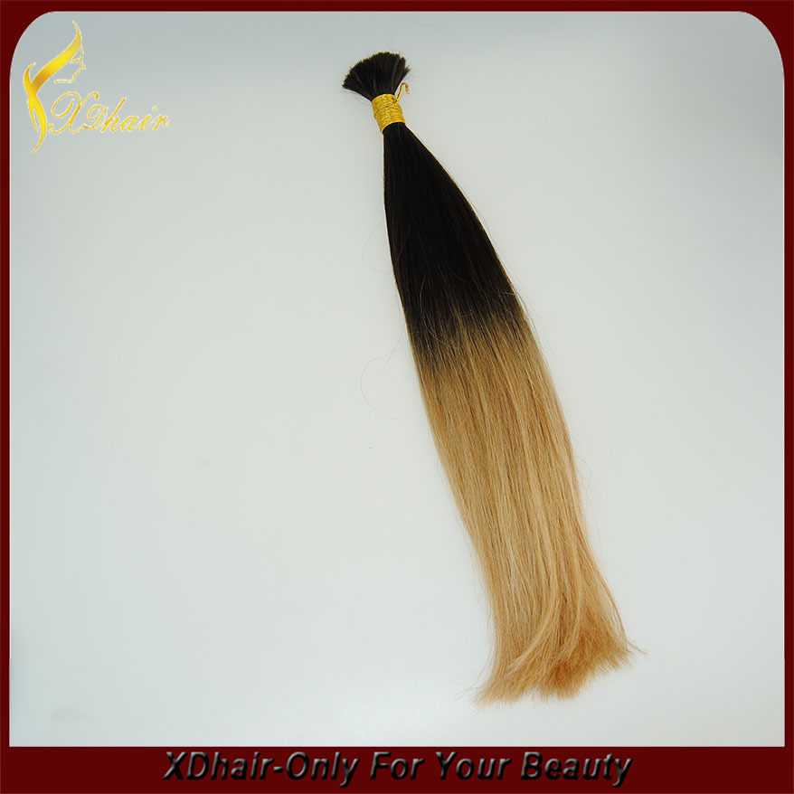 Peruvian Hair Omber Two Tone Omber Color Machinery Fake Colored ...