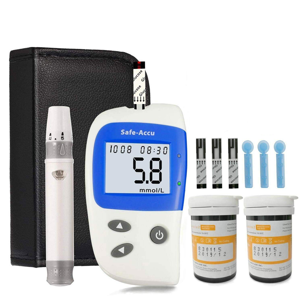 Free Blood Glucose Meter >> Sinocare Safe Accu2 Fast Accurate Reliable Blood Glucose Meter Test Strips Code Free Blood Glucose Monitor Sensor Buy Fast Accurate Reliable Blood