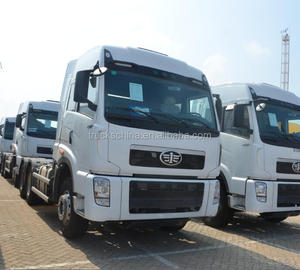 China Top Brand FAW Tractor Head Truck For Sale in Africa