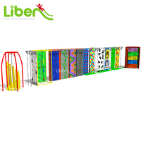 Sports Leisure Center Kids Climb Equipment Indoor Rock Climbing Wall
