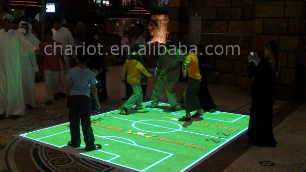 All In One 3d Mapping Interactive Floor By Projector For