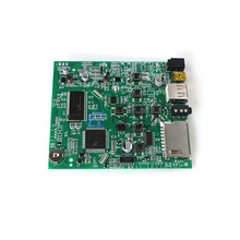 Di alta qualità pcb flash oro cinese xvideo lettore audio e <span class=keywords><strong>video</strong></span> pcba assemblea oem