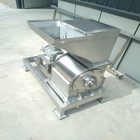 pear and apple crusher and juicer unit