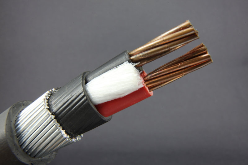 Attractive How To Wire Armoured Cable Sketch - Everything You Need ...