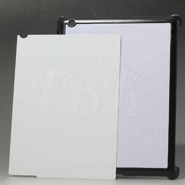 2D sublimation Case for iPad2/3/4Plus,customed phone cover for iPAD 2/3/4,printable mobile case for IPAD 2/3/4