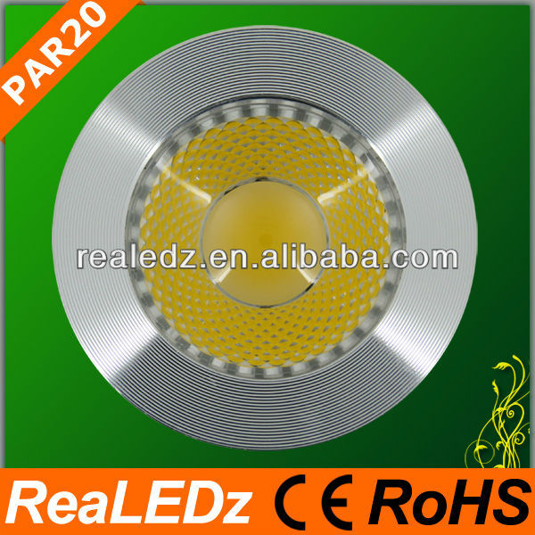 high power 5-7w dimmable par20 led lamp par30 led lamp par38 led lamp E26 E27