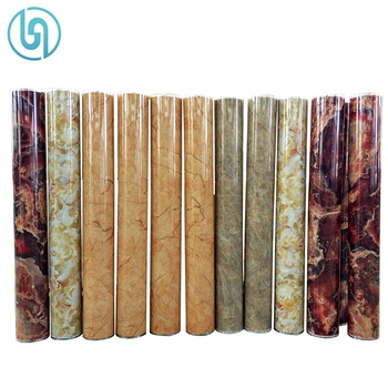 UV Board Application Online Hot Stamping Pet Marble Film