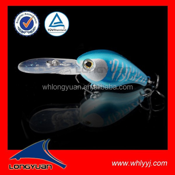 6cm 5.8g Long Lip Crankbait saltwater bait fly fishing for Australia H062-60