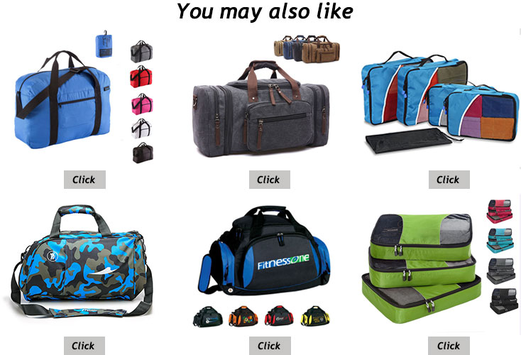 Multi-functional outdoor sports gym bag, men practical sports duffel bags