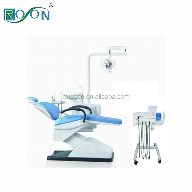 Cheap dental unit with wide comfortable seat and backrest