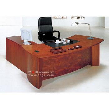 Everpretty Supplier Executive Office Table Design Wood Desk For Designs