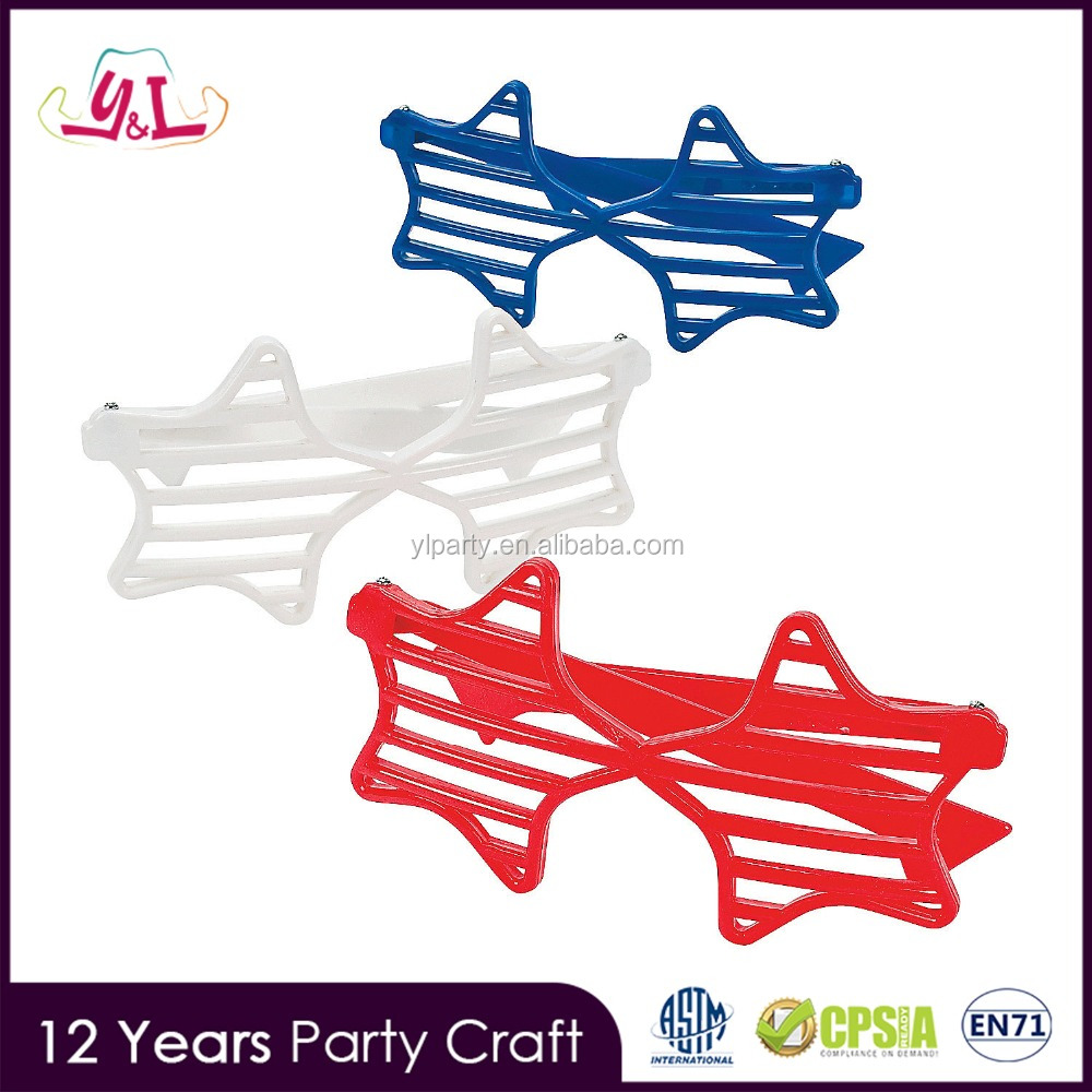 Fourth Of July Decorations Party Glasses Kids