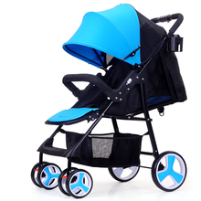 Economic and Efficient good baby double stroller for hospital