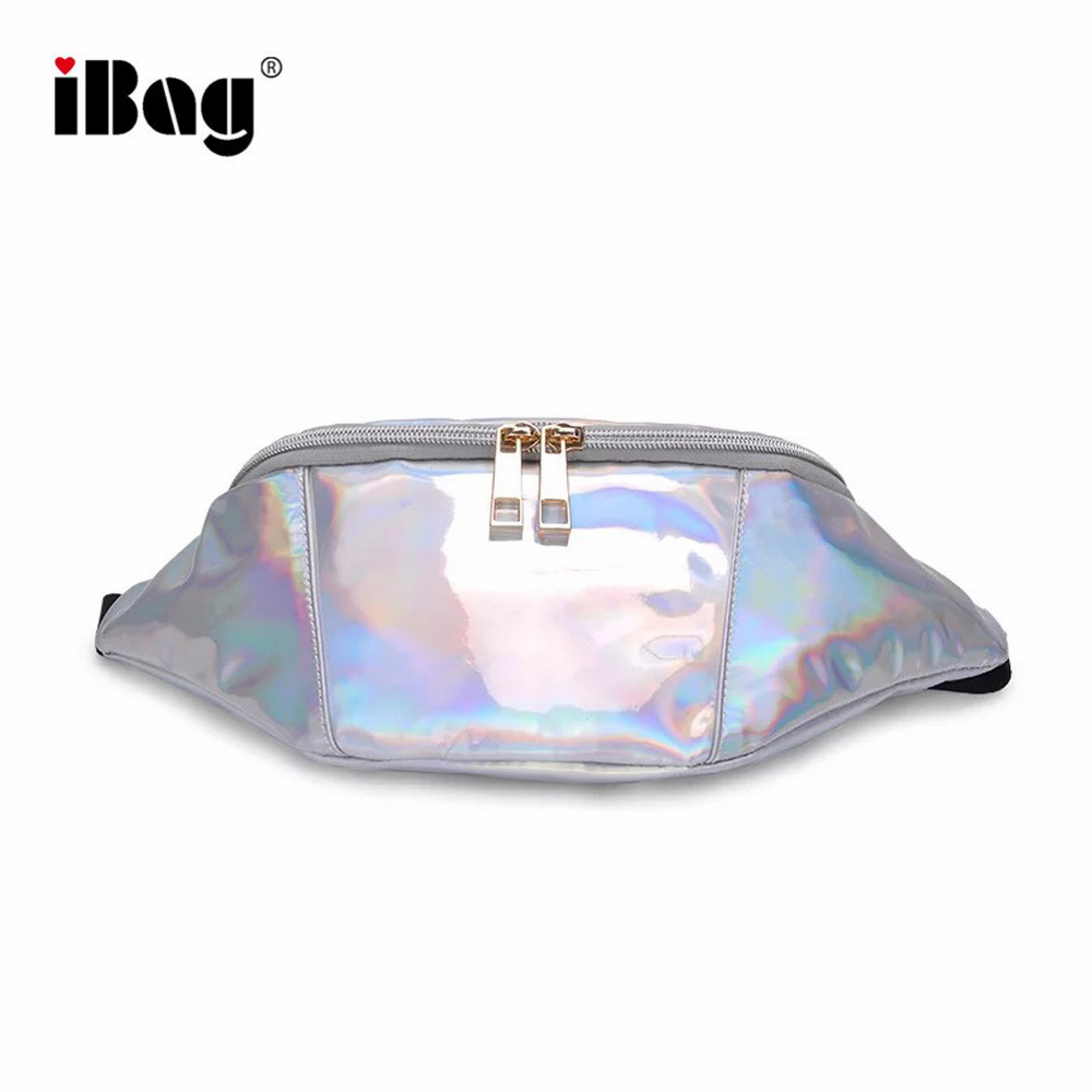 Hot Sale Beautiful Fashion Custom Fanny Pack Ladies Waist Bag