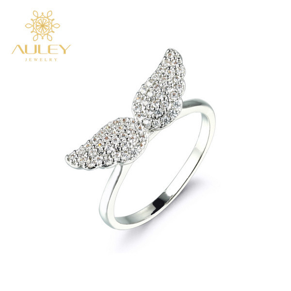 China Silver White Gold Rings Wholesale Alibaba