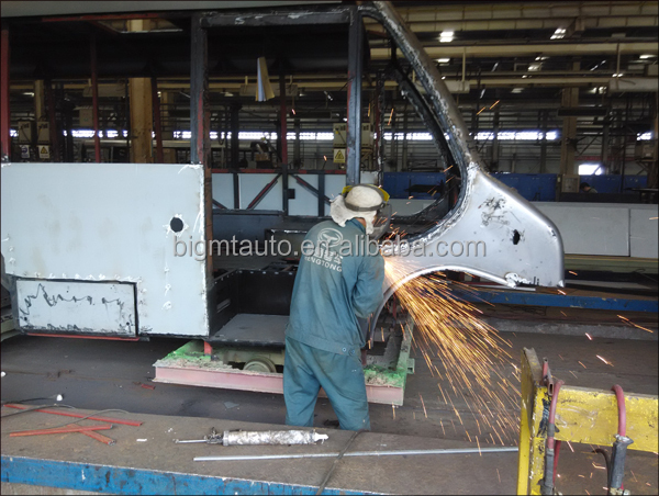 Sell Bus Body Building Facility And Bus Body Production