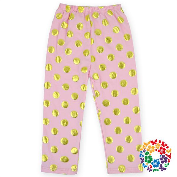 7d9e1c899f8 New Design Baby Girls Cotton Leggings Lovely Children Pants Dot Printed  Long Pants