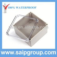 IP66 China Waterproof Outdoor Switch Box With Clear Cover200x200x130mm