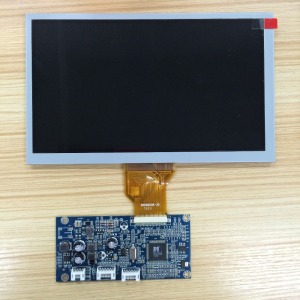 Hot Sales 8 inch 800*480 resolution IIC interface capacitive touch screen Monitor