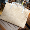 Hot new products for 2016 fashion bulk straw beach bag Alibaba China bag supplier