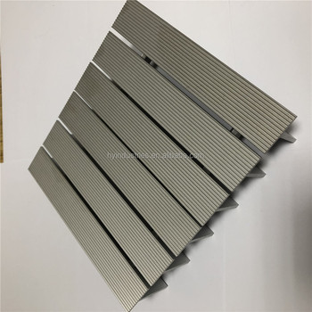 Aluminum Manhole Step/Aluminum Stair Treads/Aluminum Safety Stair Treads