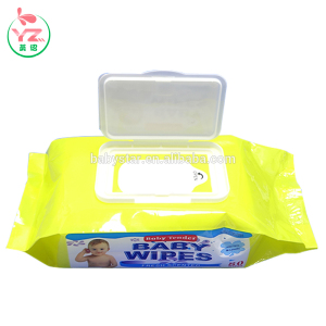 Baby Tissue paper packing plastic bags for facial tissue/wet tissue/baby wipe factory price