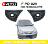 Atli car halogen fog light for PERODUA VIVA