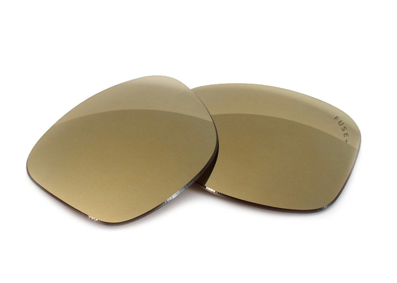 FUSE+ Lenses for Smith Optics Rebel Metallic Bronze Mirror Polarized
