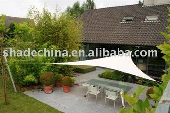 White Sun Shade Sail For Garden New Material Buy Shade Sail