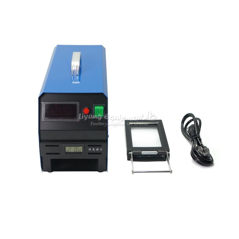 Lichtempfindliche Dichtung Maschine Kit Fotokopie Digitale Stempel Maker Körperpflegegerät Teile Haushaltsgeräte