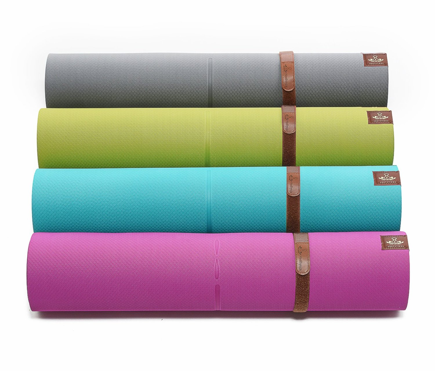 Get Quotations · LIMITED TIME DEAL Heathyoga Eco Friendly Non Slip Yoga Mat fd6a8a3312ac7