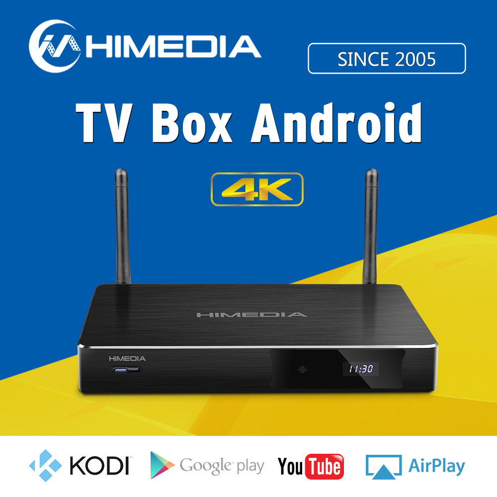 Custom Firmware Google Android 5.0 2016 Codi External Antenna Dual Tuner HD 4K Pron Video Android TV Box