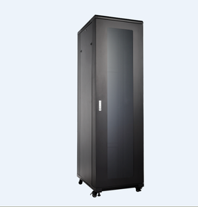Safewell 19 inch 27U 600mm Depth Standing Server Rack network Cabinets with high quality