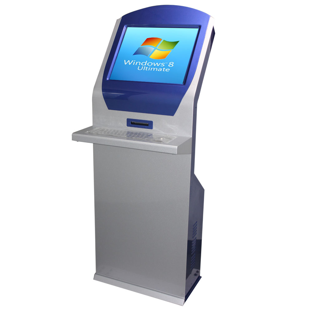 Self Service Touch Screen Kiosk Machine With Payment Function,Self-service  Payment Terminal - Buy Touch Screen Kiosk,Payment Kiosk,Information Kiosk