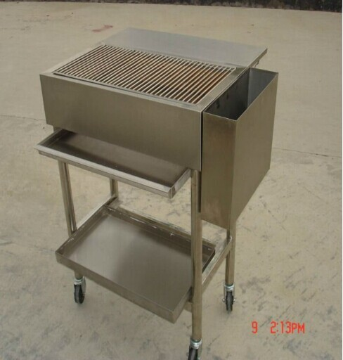 Geliefde 2016 Nieuwe Collectie Hoge Kwaliteit Mini Houtskool Rvs Grill/bbq NY78