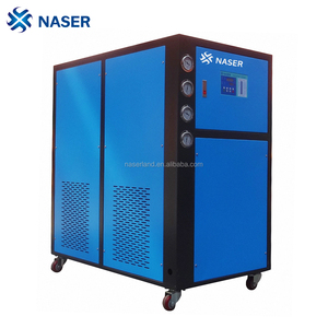 best selling water cooling cooler machinery chiller manufacturer