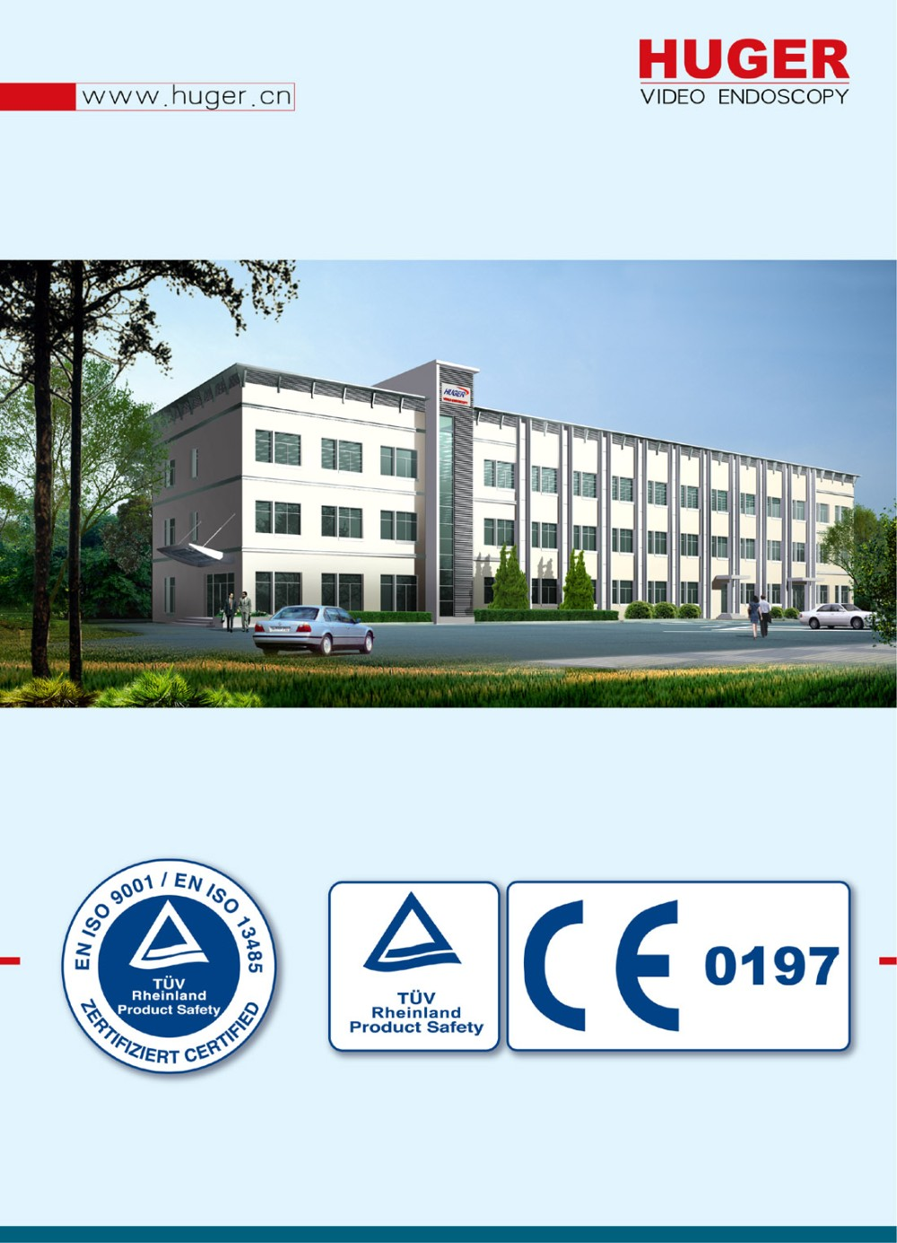 Manufacturer Of Veterinary Equipment Endoscope