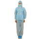 Disposable Clean Room Button Front Short Sleeve Lab Coats/Micropo rus Sms Nonwoven Polypropylene Lab Coat Products
