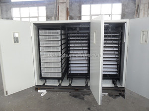 High hatching rate egg incubator hatchery in Pakistan/Chicken hatchery factory wholesale