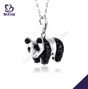 costume wholesale 925 sterling silver animal charm pendant